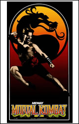 Mortal Kombat Artwork