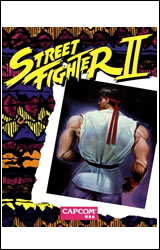 Street Fighter 2 Artwork