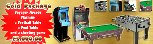 Hire Arcade Machines For Christmas