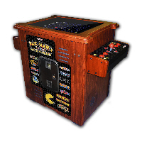 NAMCO PacMans Arcade Party Cocktail Table Arcade Machine Home Version