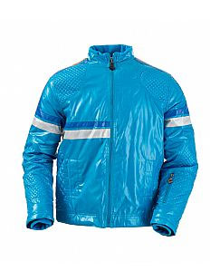 Joystick Junkies Padded Blue Jacket
