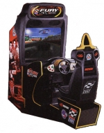 CART Fury Championship Racing Arcade Machine Driving Game