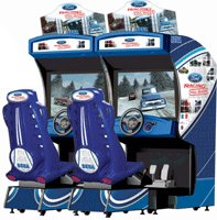 Ford Racing Driving Game