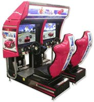 Outrun 2 Driving Game