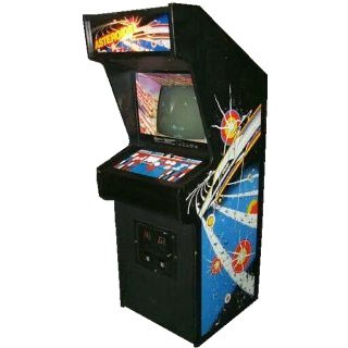 Asterroids Arcade Game